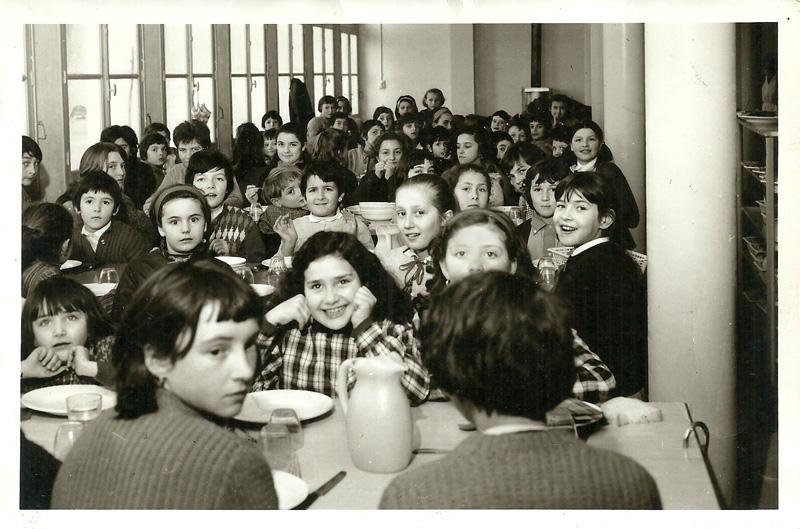 La Cantine, 1965