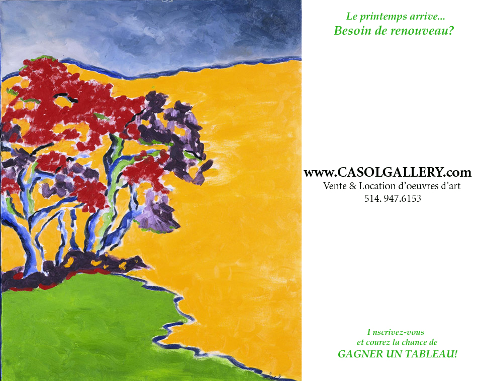 Maryse Casol, carte postale promo 2005