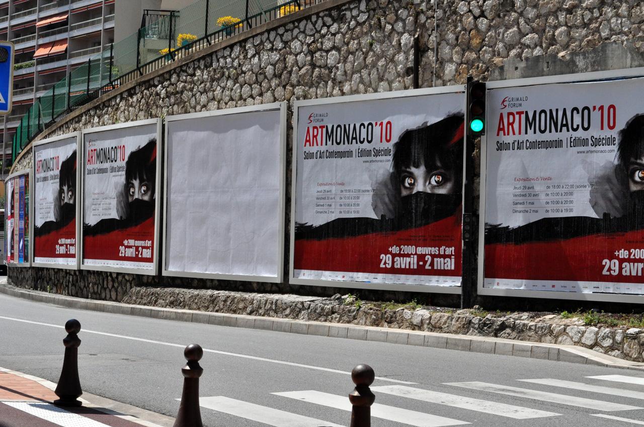 Casol, sponsor of Art Monaco 2010