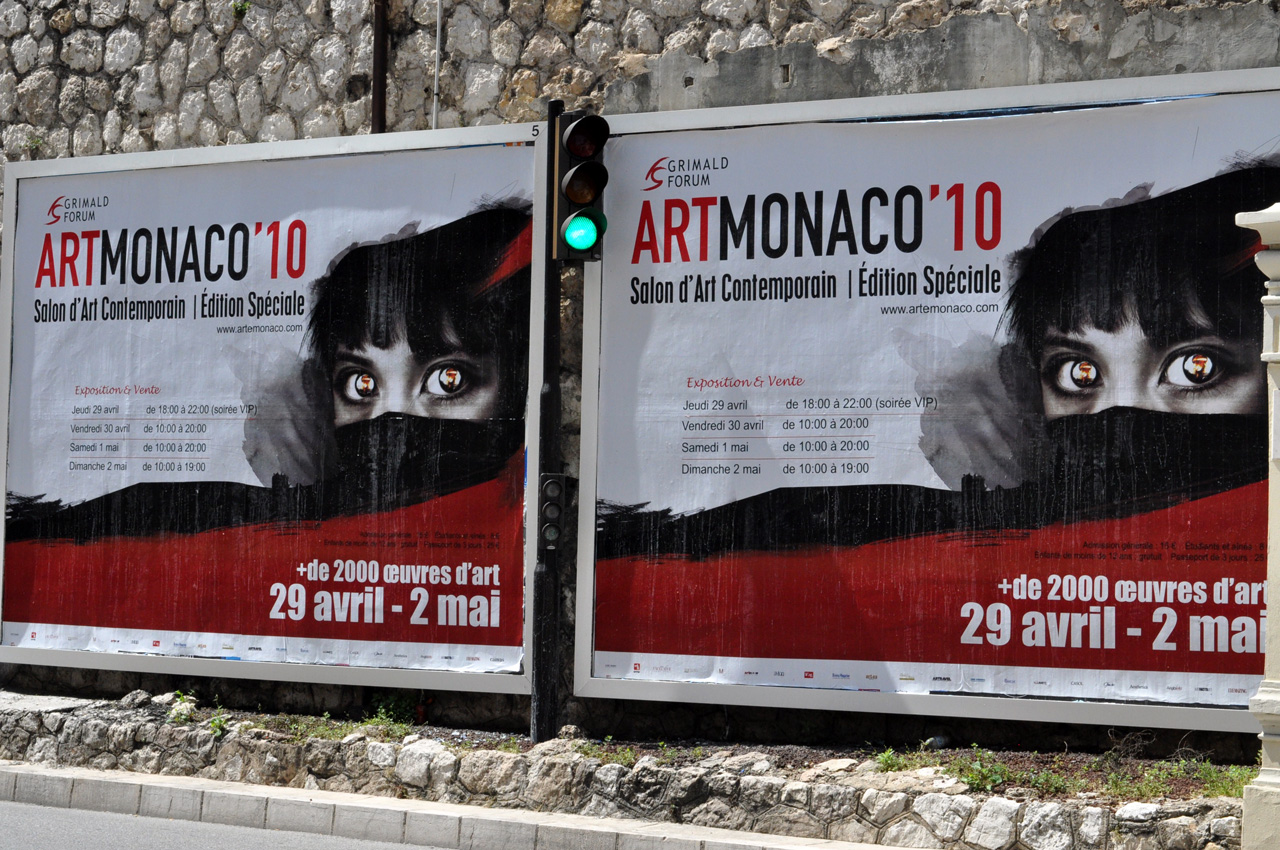 Casol, sponsor of Art Monaco 2010