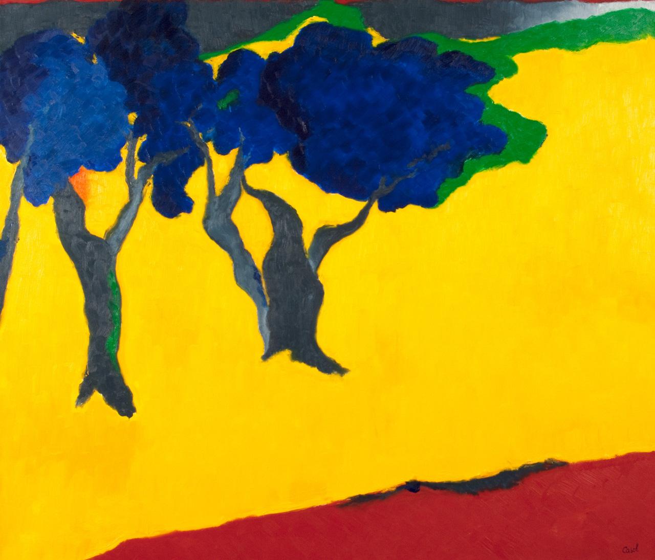 Shop Maryse Casol painting Ceci N'est Pas Un Arbre II