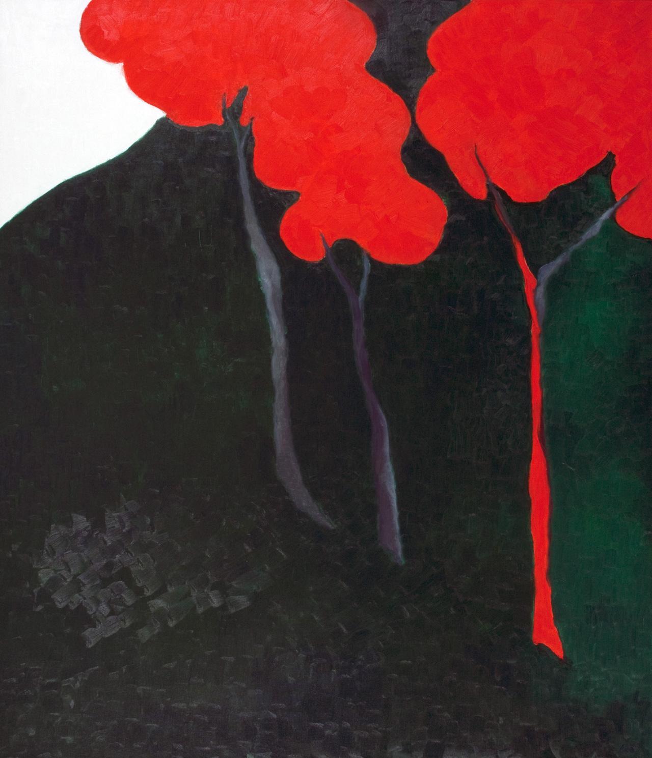 Shop Maryse Casol painting Ceci N'est Pas Un Arbre VII