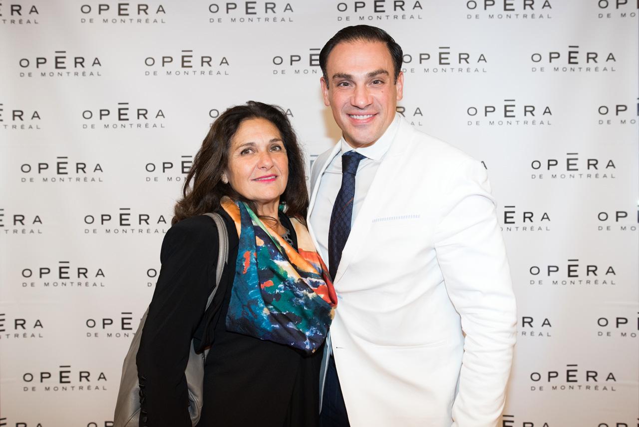 Maryse and Mickael Casol, Opera de Montreal, 2018