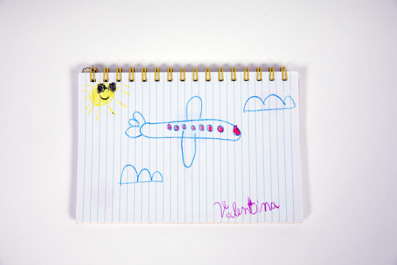 L'Avion de Valentina Casol, Août 2021