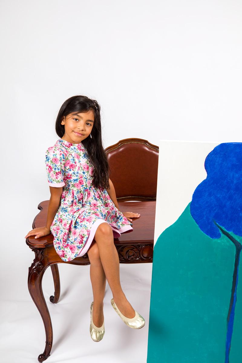 Valentina Casol, painting Ceci N'Est Pas Un Arbre VIII, 2011