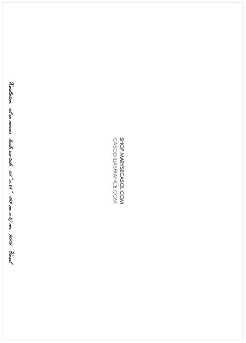 Maryse Casol carte Exaltation