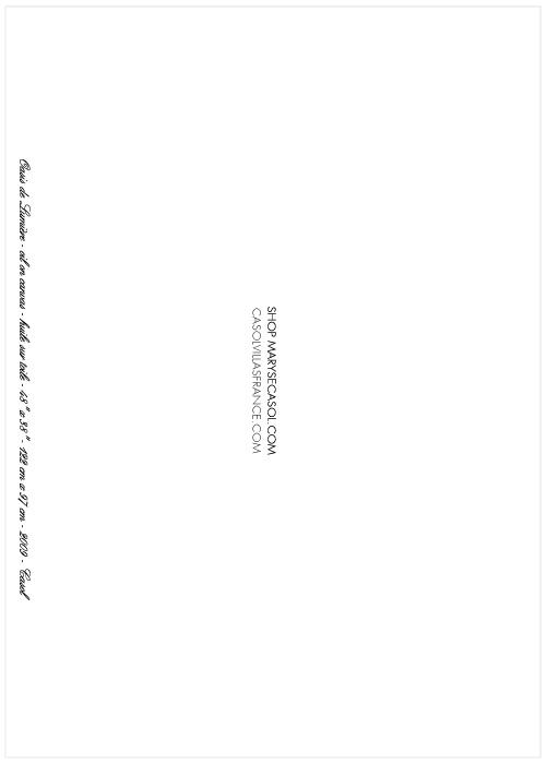 Maryse Casol notecard Oasis de Lumière